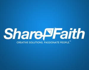 Sharefaith Church Website Template WordPress theme