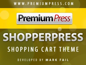 shopperpress WordPress store theme
