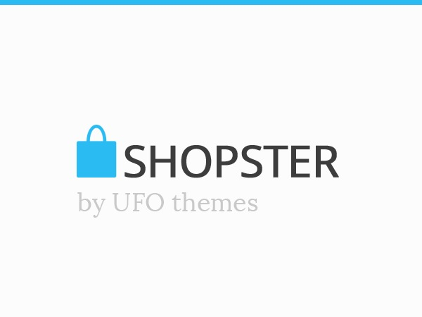 Shopster WordPress shop theme