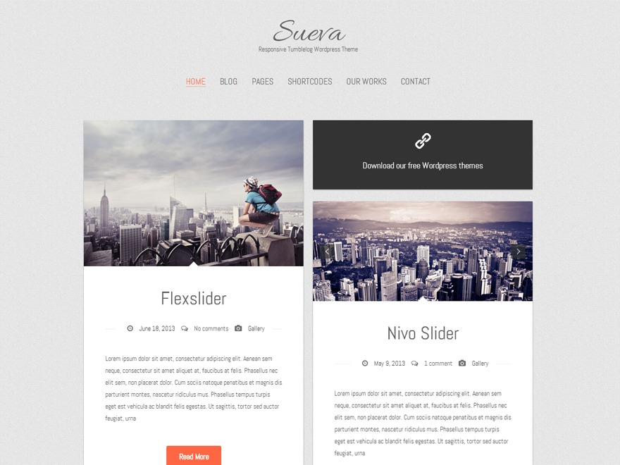 SuevaFree best WooCommerce theme