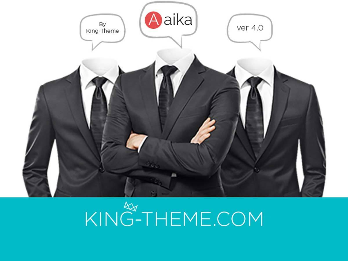 Template WordPress Aaika