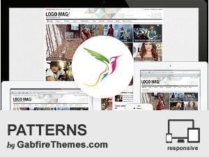 Template WordPress patterns