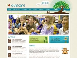 Theme WordPress Child Care Creative