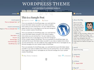 Theme WordPress Disciple