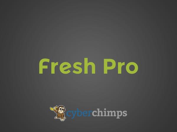 Theme WordPress Fresh Pro