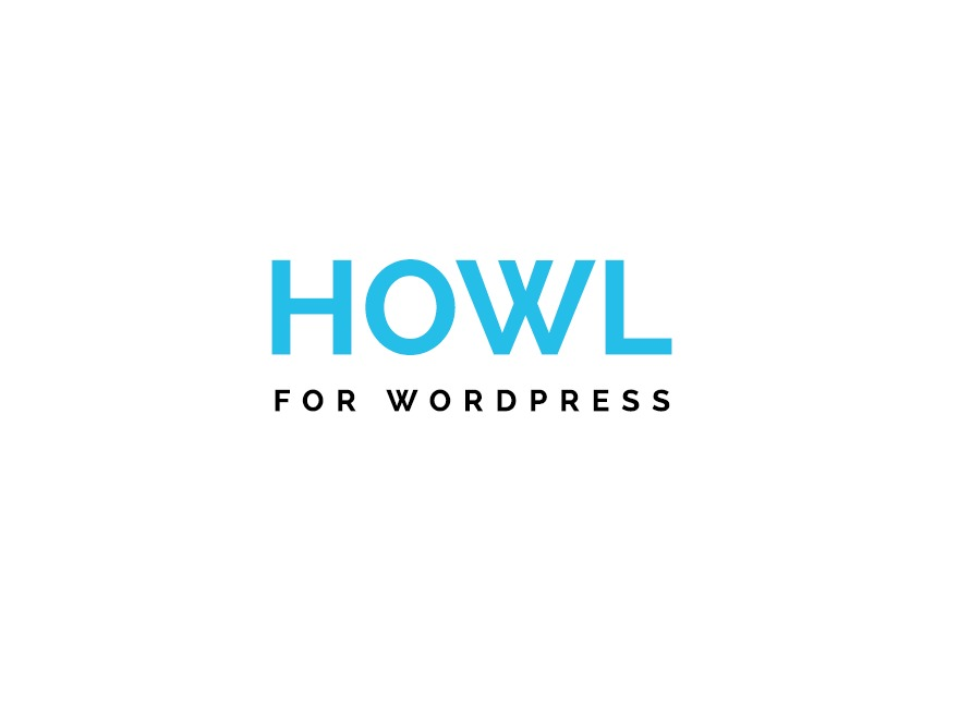 Theme WordPress Howl for WordPress