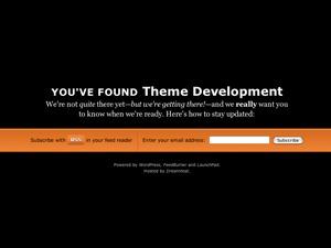 Theme WordPress LaunchPad