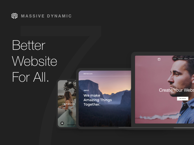 Theme WordPress Massive Dynamic
