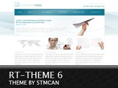 Theme WordPress RT-Theme 6