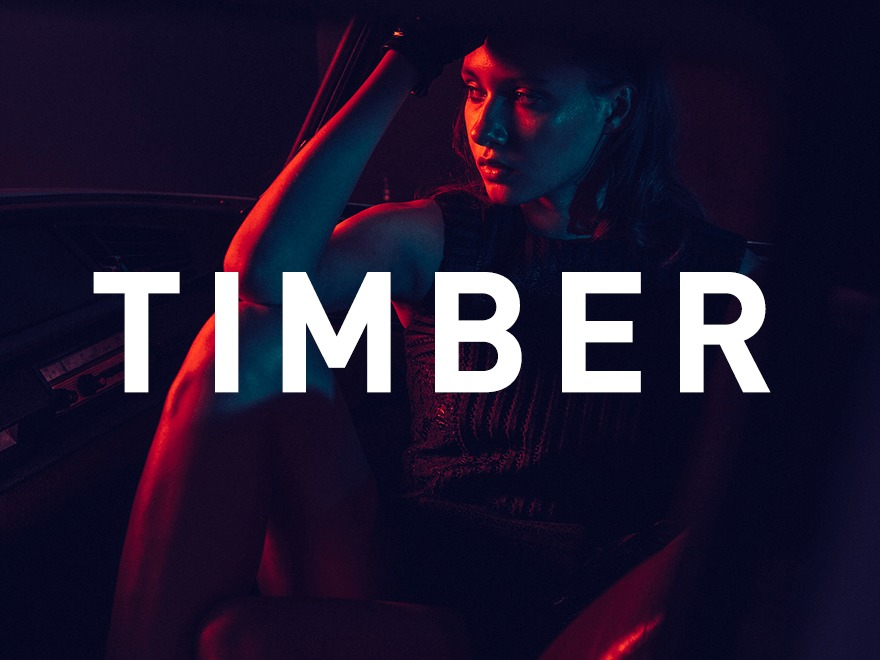 Timber wallpapers WordPress theme