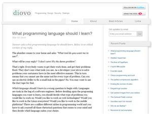 voidy WordPress blog theme