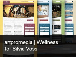 Wellness free WordPress theme