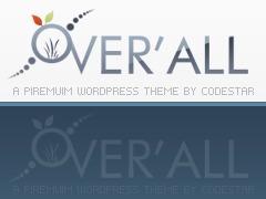 WordPress template OverALL WordPress Theme