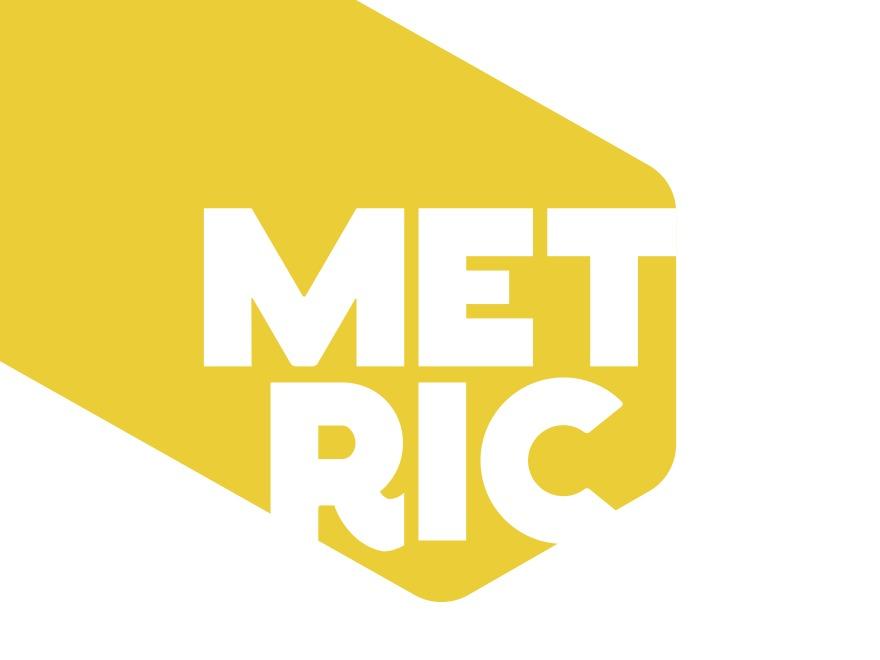 WordPress theme Metric