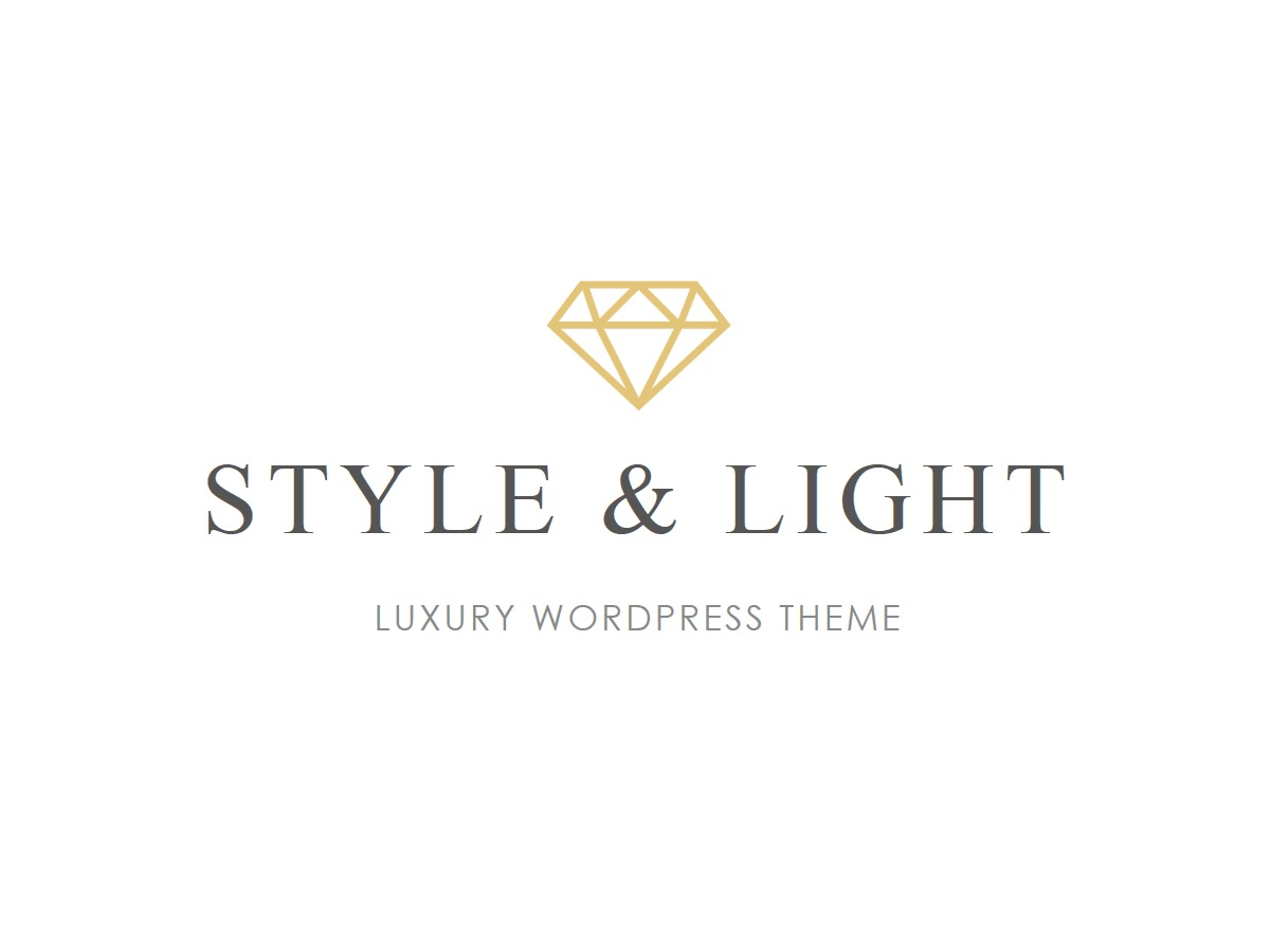 WordPress theme Style & Light (pipdig)