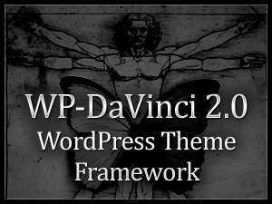 WP-DaVinci premium WordPress theme