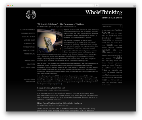 WordPress sociable-30 plugin - wholethinking.com