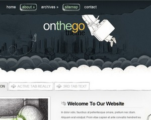 WP template OnTheGo
