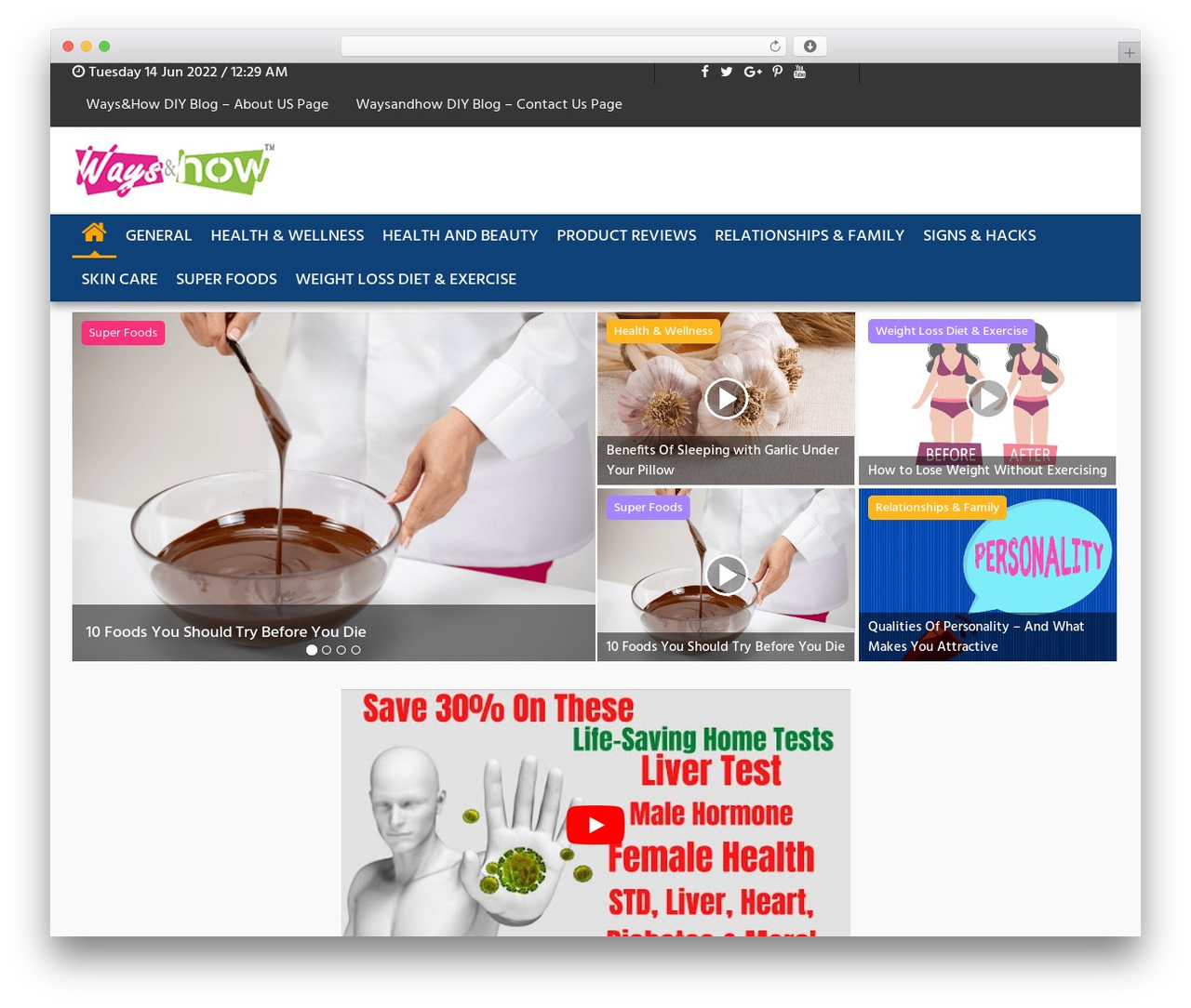 WP template SWS Child - waysandhow.com