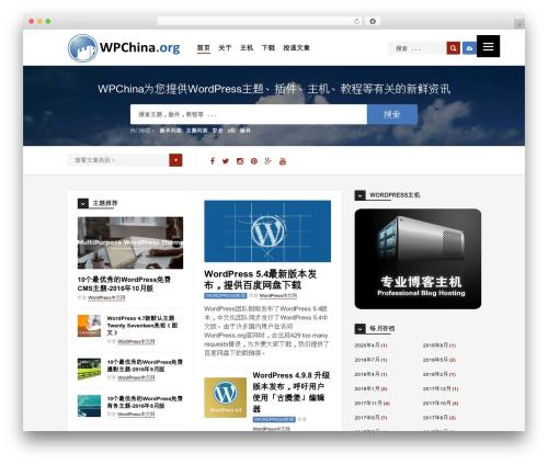 Free WordPress Frontend Post WordPress Plugin – AccessPress Anonymous Post plugin - wpchina.org
