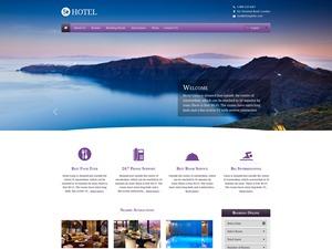 5Star best hotel WordPress theme
