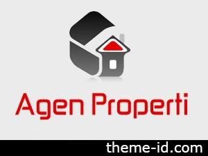Agen Properti WordPress website template