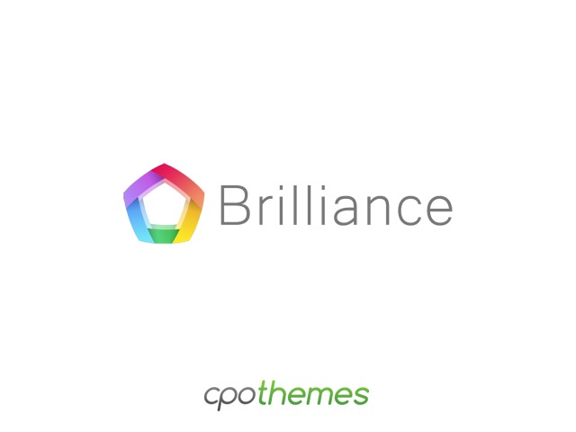 Brilliance Pro business WordPress theme