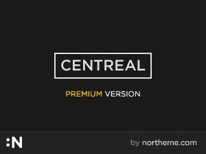 Centreal premium WordPress theme