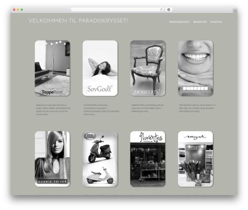 Dynamik-Gen theme WordPress - wibergs.no