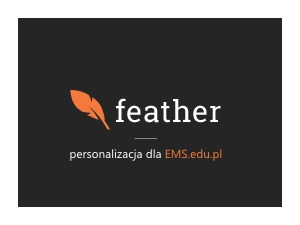 Feather Child WP template