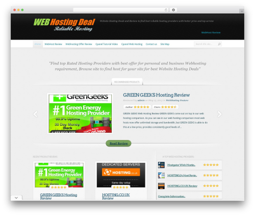 Free WordPress ThirstyAffiliates Affiliate Link Manager plugin - websitehostingdeal.com