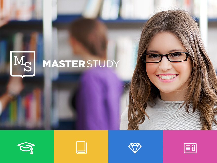 Master Study Child best WordPress template