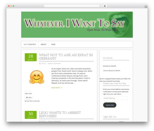 WordPress my-pinterest-badge plugin - whateveriwanttosay.com