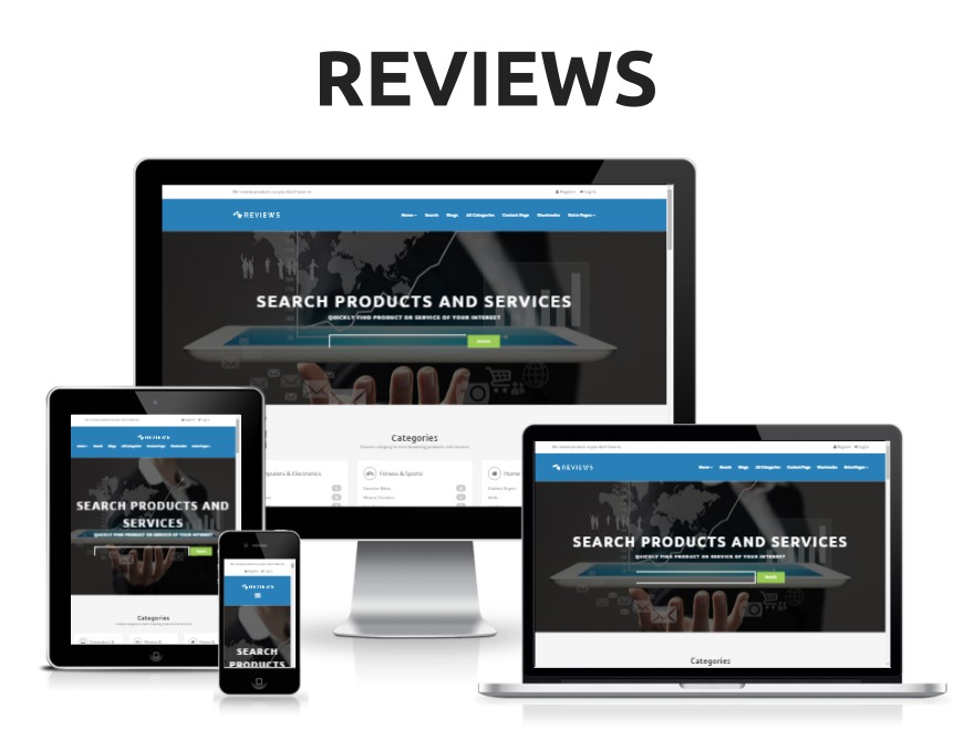 Theme WordPress Reviews
