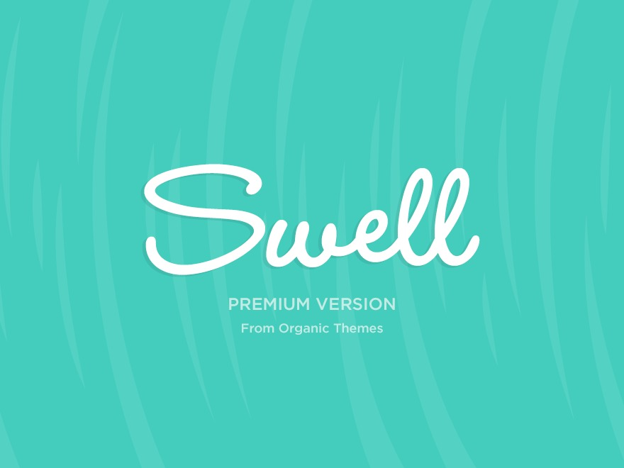 Theme WordPress Swell
