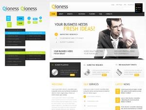 Theme WordPress WordPress Theme Number