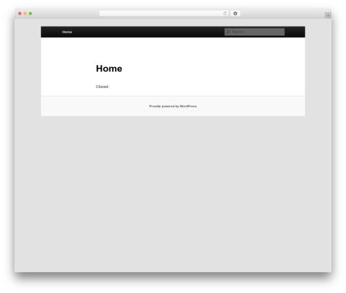 Twenty Eleven template WordPress free - warminsteractivitycentre.co.uk
