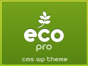 WP template EcoPro