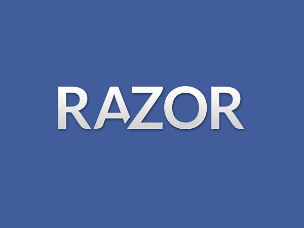 WP theme Razor