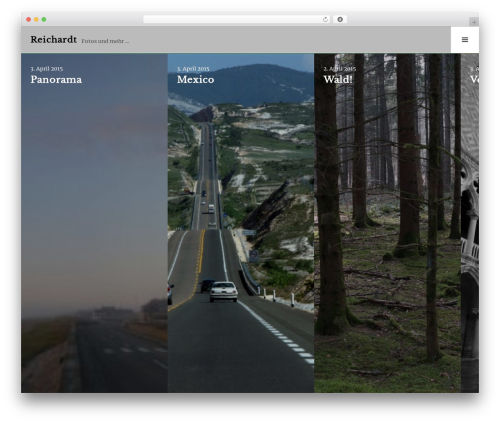 Boardwalk template WordPress free - reichardt.info