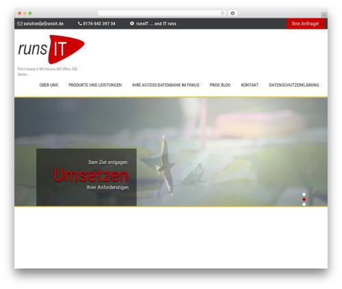 WordPress wordpress-file-upload-pro plugin - runsit.de