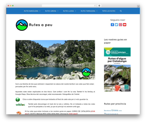 GeneratePress WordPress theme download - rutesapeu.com