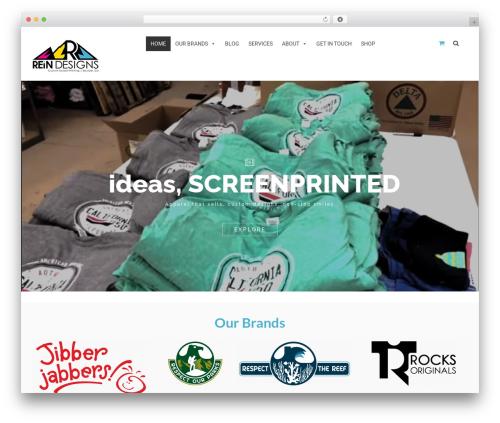 WordPress megamenu-pro plugin - reindesigns.com