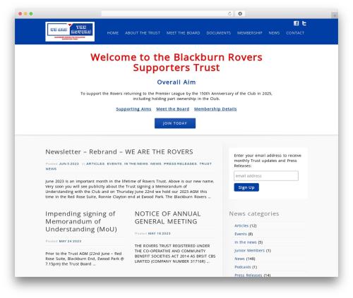 Free WordPress s2Member Framework (Member Roles, Capabilities, Membership, PayPal Members) plugin - roverstrust.com