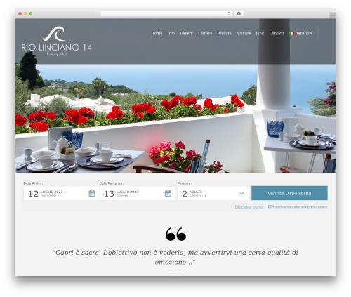 WP theme Olympus Inn - riolinciano14.it