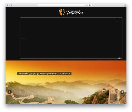 Free WordPress WP Review plugin - remotetraveler.com