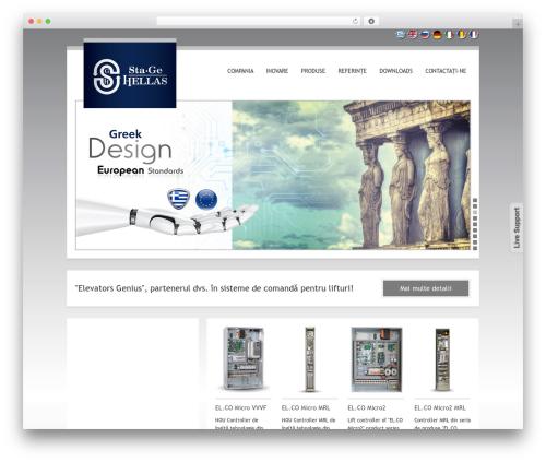 Free WordPress Recent Post Thumbnail Slider Widget plugin - ro.stage.gr