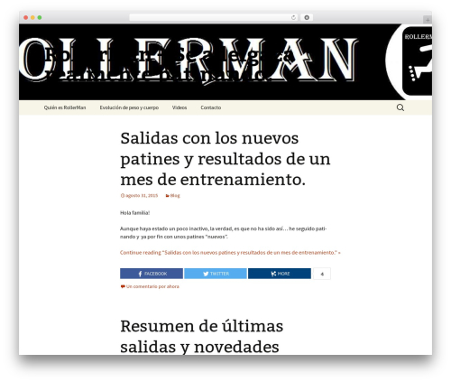 Free WordPress Premium Social Login with Social Data Integration (Paid) plugin - rollerman.es