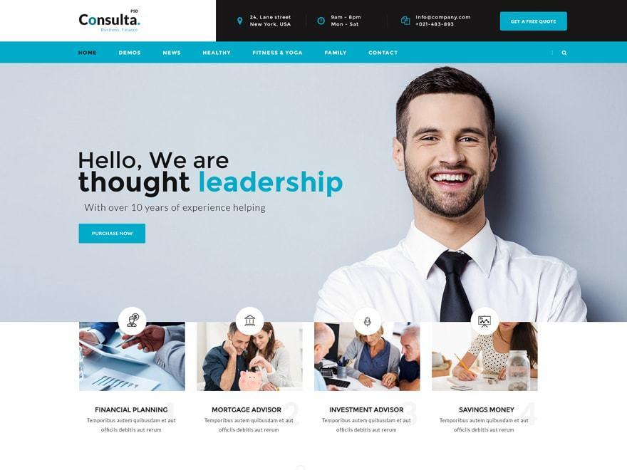 Consulta template WordPress