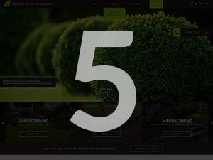 Template WordPress Land 5 -V8